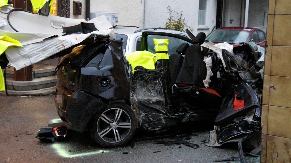 Unfall mit vier Toten: 22-Jähriger war absolut fahruntüchtig