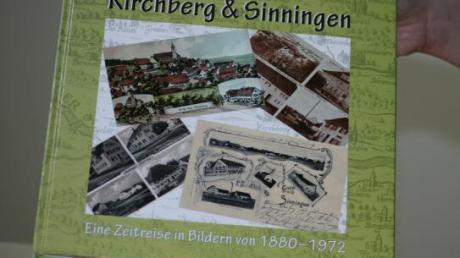 """Fast 100 Jahre Ortsgeschichte sind im neu erschienenen Bildband """"Kirchberg & Sinningen"""" enthalten."""