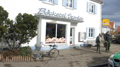 Ein 23-jähriger Drogenabhängiger aus Illertissen hat vor einer Woche die Filiale der Bäckerei Semler in Au überfallen.