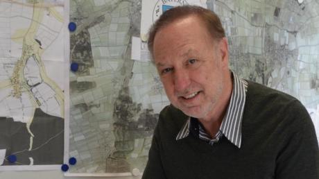 Bürgermeister Roland Biesenberger sieht das Ende seiner Amtszeit gekommen.