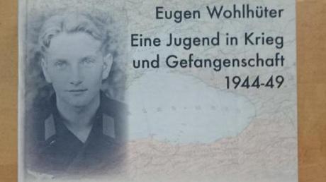 Das Buch-Cover zeigt ihn als Jugendlichen im Krieg.