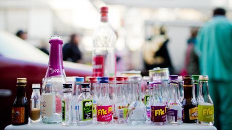 Wenn die Polizei an Fasching einschreiten muss, ist fast immer Alkohol im Spiel.