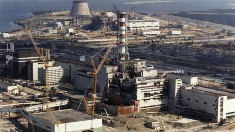 Am 26. April 1986 explodierte im Kernkraftwerk Tschernobyl in der damaligen Sowjetunion ein Reaktor. Das Gebiet ist bis heute radioaktiv belastet.
