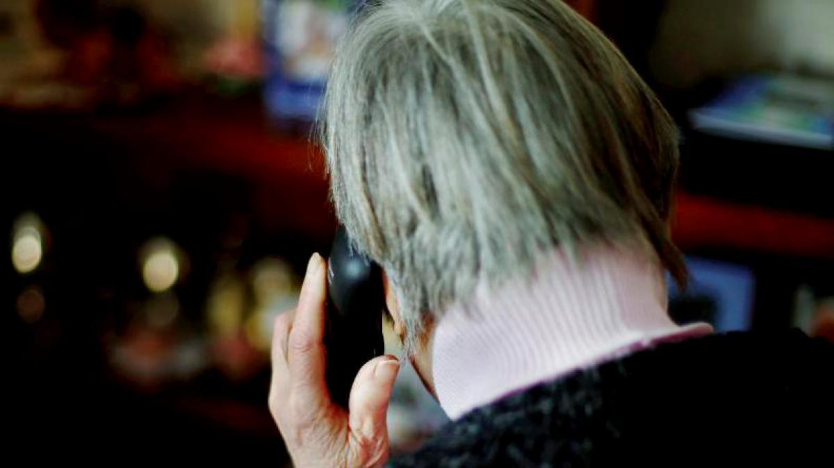 NEUE BETRUGSMASCHE AM TELEFON
