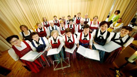 Gemeinsam singen und lachen: Der erste Landfrauenchor wurde 1972 ins Leben gerufen. Mittlerweile gibt es in ganz Bayern 70 solcher Gesangskreise mit mehr als 1500 Sängerinnen.