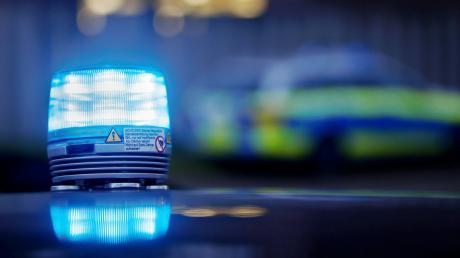 Ein Streit in einer Asylunterkunft in Winterrieden führte am Montag zu einem Einsatz der Polizei.