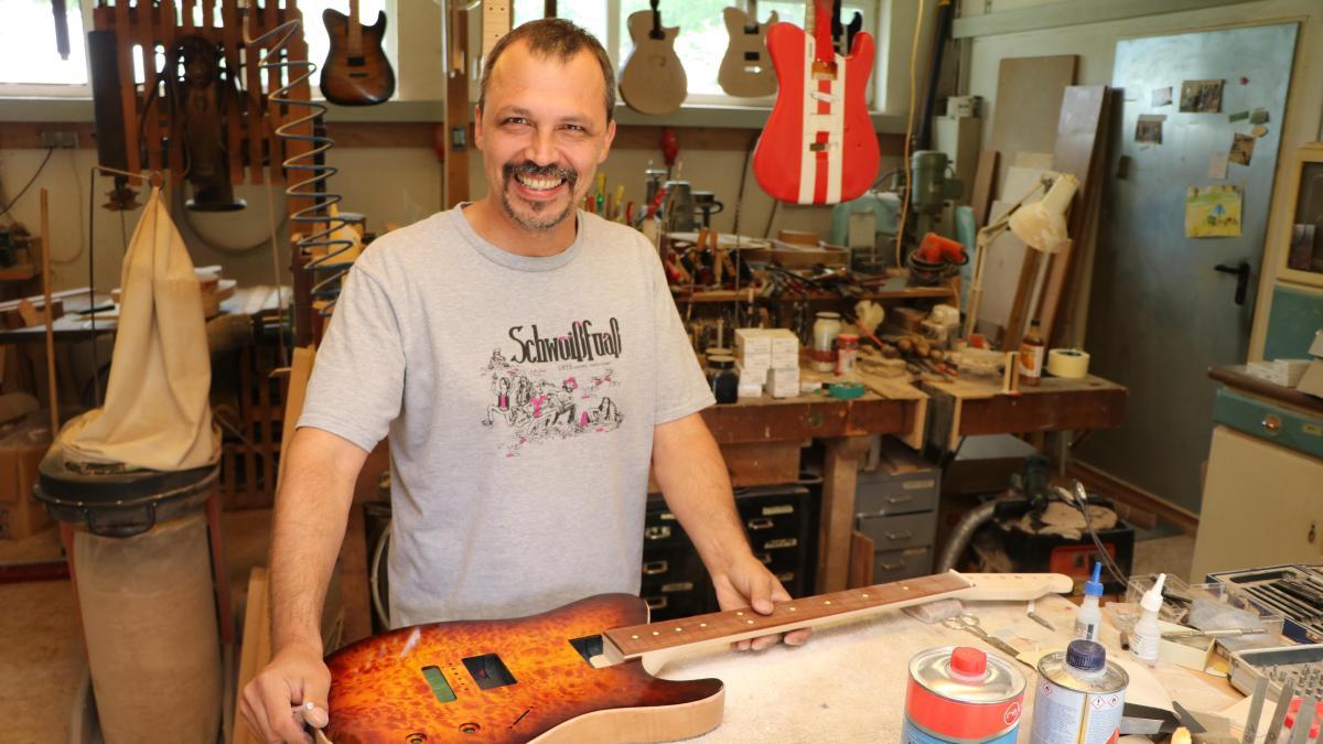 Gitarrenbauer Bayern