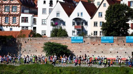 Mehr als 11500 Läufer haben sich angemeldet.