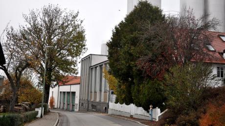 Ehrmann will seinen Standort in Oberschönegg erweitern.
