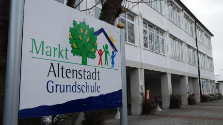 Die Grundschule in Altenstadt soll barrierefrei werden.
