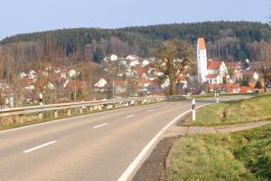 Bürger wünschen sich einen Radweg