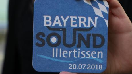 Bayern-Sound-Festival in Illertissen, 100 Jahre Freistaat, BayernSound
