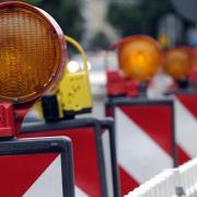 Wegen Bauarbeiten an der B10 ist die südliche Rampe der Anschlussstelle zur Staatsstraße 2023 mehrere Wochen lang gesperrt.