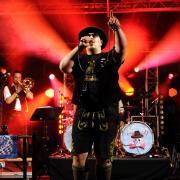 BeimBayern-Sound-Festival in Illertissen wurden 100 Jahre Freistaat und200 Jahre Verfassunggefeiert.