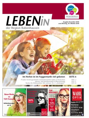 LEBENin Babenhausen November 18
