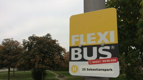 Der Flexibus soll vorerst nicht in Oberroth halten.