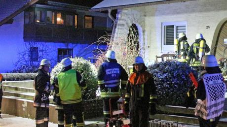 In Osterberg brannte in der Nacht ein Sicherungskasten.