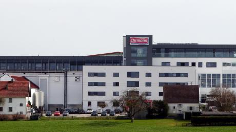 Die Molkerei Ehrmann in Oberschönegg hat im vergangenen Jahr ihr 100-jähriges Bestehen gefeiert. Nun ist das Unternehmen erstmals Opfer eines Hackerangriffs geworden.