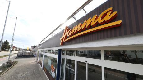 In Ludwigsfeld gibt es schon eine neue Hamma-Filiale (siehe Bild). Demnächst folgt auch eine in Vöhringen.