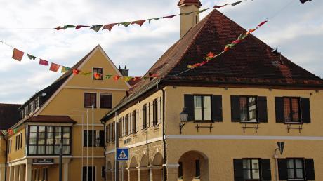 Im Dietenheimer Rathaus kommt bald der neu gewählte Gemeinderat der Stadt zu seinen Sitzungen zusammen.
