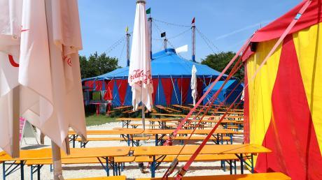 Der Vorverkauf für das Ulmer Zelt 2020 hat begonnen. Die Veranstalter haben nun vier neue Konzerte angekündigt.