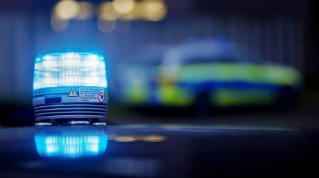 An der A7 bei Filzingen wurde am Dienstag ohne Erlaubnis gearbeitet.  Die Baustelle war auch nicht gesichert. Die Polizei griff ein.