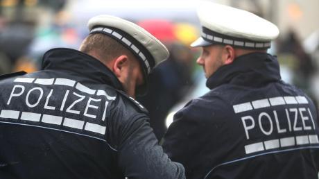 Polizisten waren auf dem Lindenbaumfest im Einsatz.