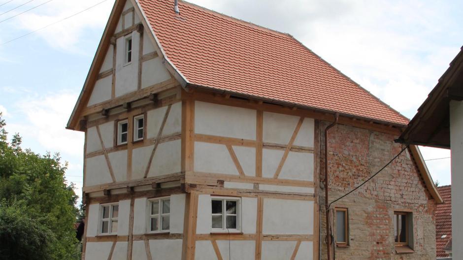 Babenhausen: Meisingerhaus: Warum die Sanierung derzeit ...
