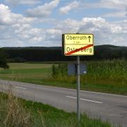 Der Landkreis Neu-Ulm wächst - das wirkt sich auch auf kleine Kommunen wie Oberroth und Osterberg aus.