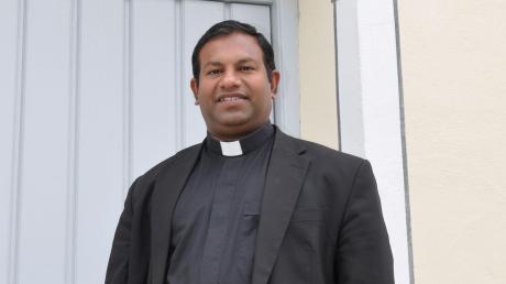 Am 1. September hat Pater Jaimon José Thandapilly aus Indien seinen Dienst in der Pfarreiengemeinschaft Babenhausen angetreten.