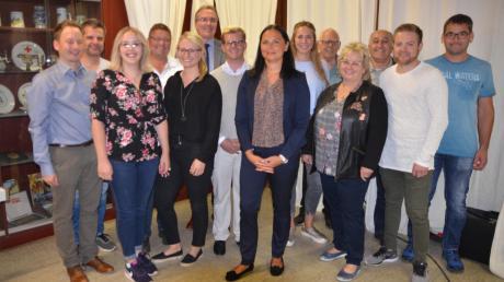 In Bellenberg stehen die CSU-Kandidaten für die Kommunalwahl 2020 fest. Als Bürgermeisterkandidatin geht Susanne Schewetzky ins Rennen.