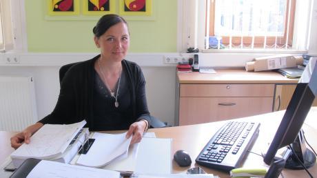 Susanne Schewetzky will für das Bürgermeisteramt kandidieren - diesmalin Bellenberg.