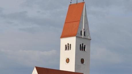 Die Kirchhaslacher Wallfahrtskirche Mariä Himmelfahrt erhebt sich über dem Haseltal. Die Kirchenverwaltung hat dort trotz intensiver Suche noch keinen neuen Mesner gefunden.