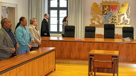 Der Prozess um die Angriffe auf Frauen in Babenhausen und Egg an der Günz soll heute enden. Das Urteil wird am frühen Abend verkündet.