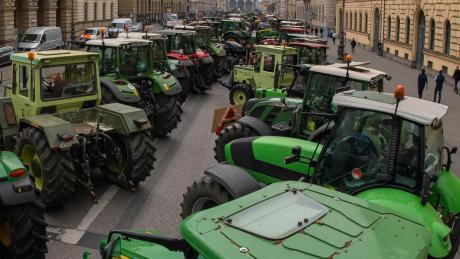 Die Landwirte wollen kein Sündenbock mehr sein.