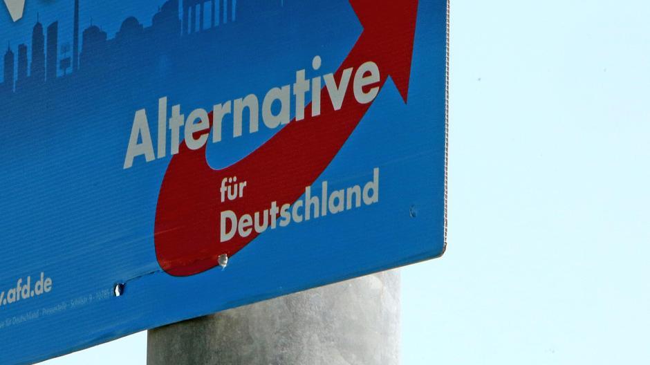 Die AfD hat bei der Bundestagswahl in Augsburg 4,7 Prozentpunkte eingebüßt.