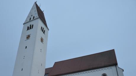 Bald schon werden die Gläubigen aus Kirchhaslach in einer angenehm beheizten Wallfahrtskirche Gottesdienste feiern können.