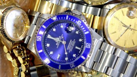 Teure Uhren wurden damals in Illerberg erbeutet.