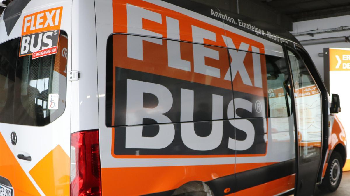 Jetzt fährt der Flexibus auch durch Babenhausen und Boos - Augsburger Allgemeine