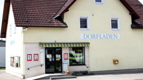 Der Dorfladen in Jedesheim versorgt die Bürger im Ort mit Lebensmitteln und gilt zudem als wichtiger Treffpunkt. Er soll demnächst neu gebaut werden. Nun werden Ideen gesucht.