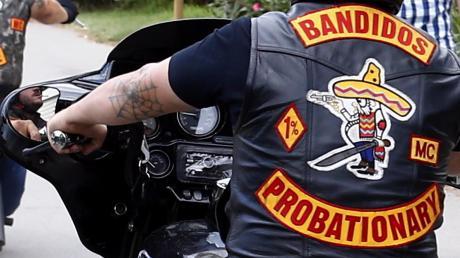 Der Motorradclub Bandidos feiert in Ulm im großen Stil.