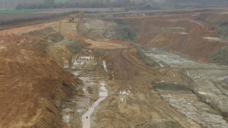 Der Regionalplan Donau-Iller sieht eine mögliche Erweiterung der Lehmgrube in Bellenberg vor.