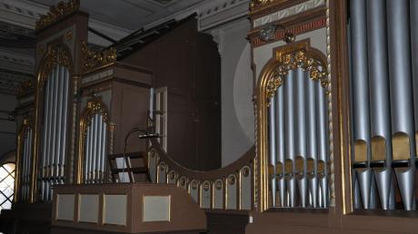 Pünktlich zum vierten Advent wird die Orgel in der Kettershauser Pfarrkirche St. Michael wieder ihren vollen Klang entfalten.