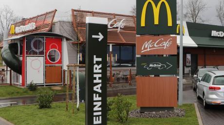 Das McDonald's-Restaurant im Leitschäcker hat eröffnet.