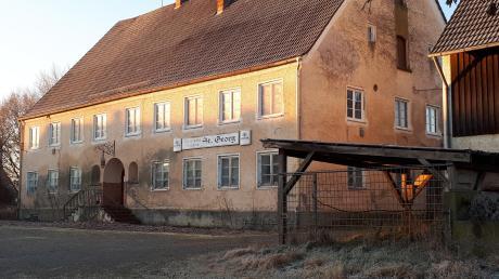 Was wird aus der früheren Gaststätte St. Georg in Klosterbeuren?