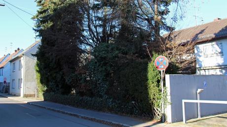 Die Ulrichstraße gehört mit ihren leer stehenden Häusern nicht gerade zur Sonnenseite der Stadt Illertissen. Dort, wo das Elternhaus des Sparkassen-Chefs steht, will die Bank zwei neue Mehrfamilienhäuser hochziehen.