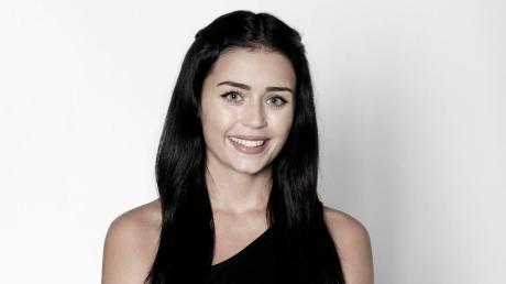 Viktoria (22) aus Illertissen möchte Germanys next Topmodel werden. Die neue Staffel der Castingshow beginnt am 30. Januar.