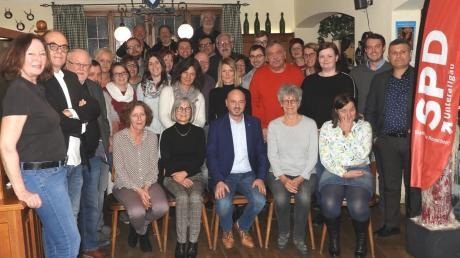 Auf der SPD-Liste für den Unterallgäuer Kreistag kandidieren Parteimitglieder ebenso wie parteilose Bürger.
