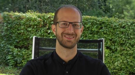 """Der Altenstadter Pfarrer Thomas Kleinle übernimmt eine zusätzliche Aufgabe: Er wird geistlicher Begleiter der Mädchengemeinschaft """"Neuer Weg"""" der Diözese Augsburg."""