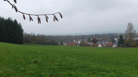 Der Kellmünzer Marktgemeinderat bereitet sich auf die Erschließung des Baugebiets Römerhöhe vor.